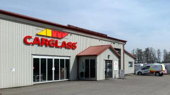 Carglass® Trollhättan, en av många Carglass®-verkstäder i Sverige.