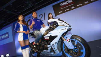 YZF-R1 in Special Yamaha TECH21 Livery Unveiled for Factory Team's 2019 Suzuka 8 Hours Challenge