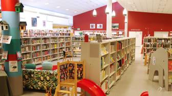 Oxelösunds bibliotek väljer Quria® för att effektivisera sin verksamhet