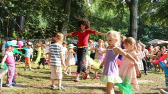 5. September: Tag der offenen Tür im Kinderhospiz Bärenherz Leipzig
