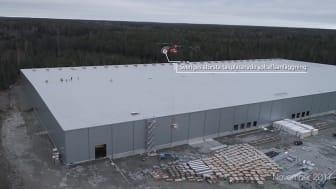 Apotea - Sveriges klimatsmartaste logistikcenter