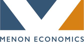 MENON ECONOMICS LOGO