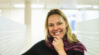 Charlotta Szczepanowski, hållbarhetschef Riksbyggen