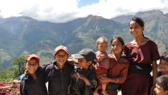 Över 100 skolor engagerade för Nepal genom Operation Dagsverke