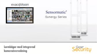 Sensormatic Synergy och exacqVision