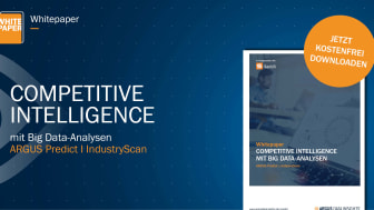 ARGUS Predict Whitepaper | Competitive Intelligence mit Big Data-Analysen