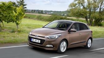 Nye Hyundai i20