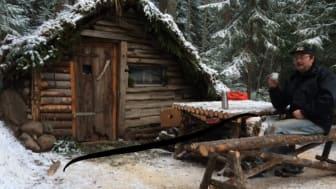 Pepparns koja i Mättjärnsfall utanför Lindesberg är nu renoverad och välbesökt.