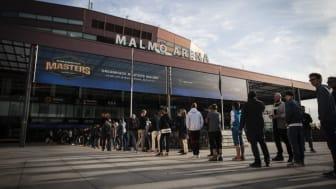 CORSAIR DreamHack Masters kommer tillbaka till Malmö Arena den 4-6 oktober. Fotograf: Jennika Ojala.
