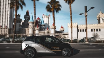 CES2020 - BMW i3 Urban Suite