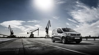 Nya Peugeot Partner.