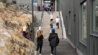 Långbrodalsskolan förvaltas av SISAB