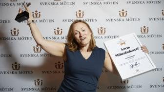 Årets Mötesbokare - Anna Kaufeldt, Hotell Kristina
