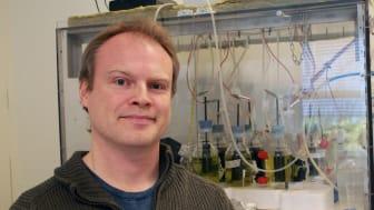 Magnus Sjöblom, forskare inom biokemisk processteknik