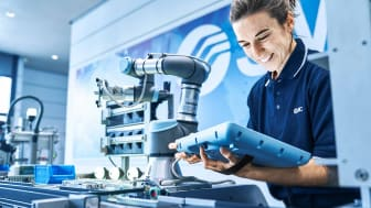 SMC goes virtual at world's largest WeAreCOBOTS Expo & Conference