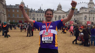 Chester-le-Street family goes the extra mile for the Stroke Association