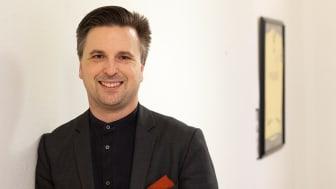 Jonas Toftefors, Chief Digital Officer på Pulsen AB