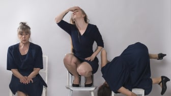 Sivuun Ensemble: Murros (tanssiteos). Kuva Tanja Ahola