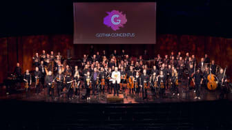 Nordstan presenterar 80-mannaorkestern Gothia Concentus  16/10