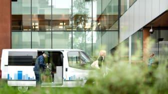 KONE tecknar ramavtal med Atrium Ljungberg