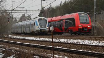 MTR vann pendeltågsupphandlingen i Stockholm