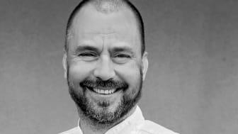 Robert Maglia pratar Matupplevelse på Fastfood & Café/ Restaurangexpo 12 sept 2019 på Åbymässan.