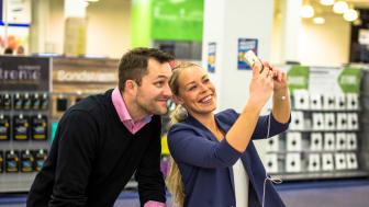 Elgiganten åbner nyt topmoderne mega-varehus i Vejle