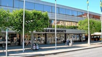 Ramirent säkrar ombyggnationen av Malmö Konserthus