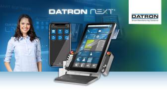 DATRON next - den mest effektiva maskinstyrningen i världen