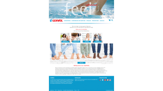 Neue GEHWOL-Website: gehwol.de