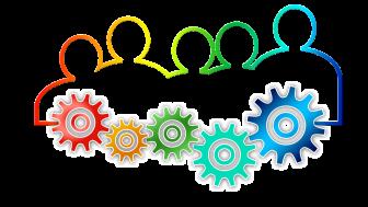 Mobil, vernetzt, verzahnt - lassen Sie uns im Dialog bleiben! Foto: pixabay
