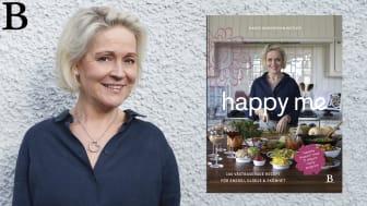 Happy me - växtbaserad mat för människa och planet i nya kokboken från Marie Butler!