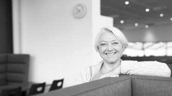 Professor Ragnhild Kvålshaugen ser frem til å fortsette samarbeidet med BAE-næringen. (Foto: BI)