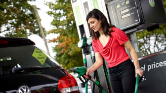 Price of petrol goes up by more than 1p a litre in April but cut imminent