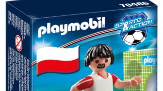 Nationalspieler Polen (70486) von PLAYMOBIL