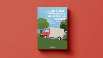 Ny bok: Juss i yrkestransport med motorvogn og veifrakt