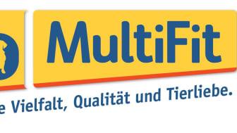 Das Logo zum MultiFit-Jubiläum