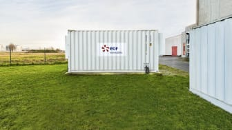 Batteriespeicher von EDF Renewables Deutschland