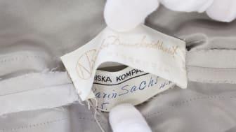 Foto: Helena Bonnevier, Nordiska museet.