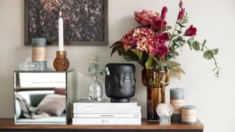 Skapa ett personligt hem med höstens nyheter från Rusta