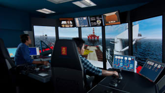 K-Sim Offshore with integrated Kongsberg Dynamic Positioning system is specially designed for advanced offshore operations and will be vital in JMI's future training programs.