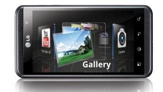 LG Optimus 3D ger en ny dimension till smartphones