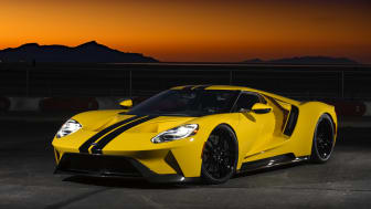 Nya Ford GT.