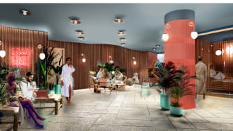 Premiär för ny SPA- och relax på Näsby Slott under vintern 2020