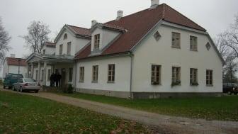 Palmes släktgård i Lettland - vad hände sedan?