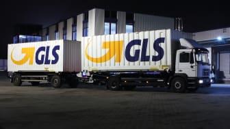 GLS - Linehaul ved depot