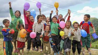Barn har rätt till liv och utveckling, till inflytande och de får aldrig diskrimineras.