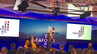 UK-Norwegian Seafood Summit, London 2019