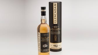 Glencadam Single Malt Whisky 15 Years Old nu till Sverige!