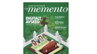 Memento - magasinet om livet och döden nummer 2, 2020